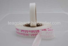 Printed Paper Sealing Tapes