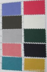 Color Card of Taffeta material