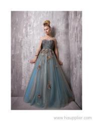 beautiful 2010 royal evening dress