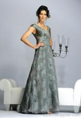 beautiful royal evening dress