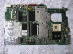 HP ZD7000 laptop motherboard