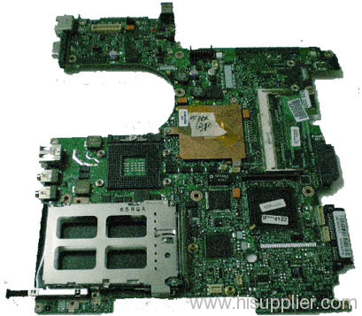 HP NX6320 intel laptop motherboard