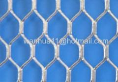 E.G expanded metal sheets