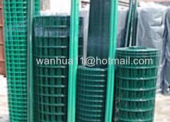 wire welded mesh