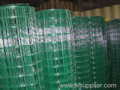 PVC Coated Welded Meshs