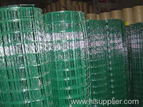 PVC Coated Welded Meshs