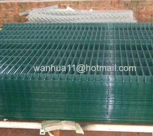 PVC welded mesh panel