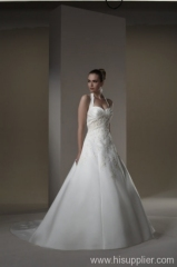 Newest Long Perfect Lace Wedding Dresses