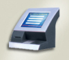 Touch Screen Ticket Machine