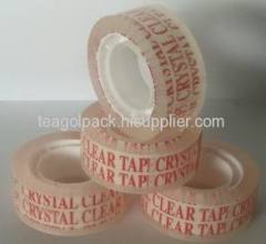 Cystal Clear Stationery Tape