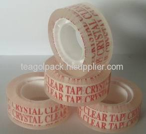 Super-Clear Stationery Tape