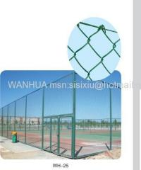 Chainlink Fencing for Tennis Court