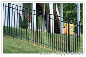 steel Ornamental Fences