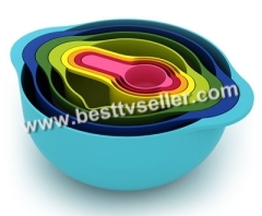 Joseph Joseph Nest 8pc Food Preparation set