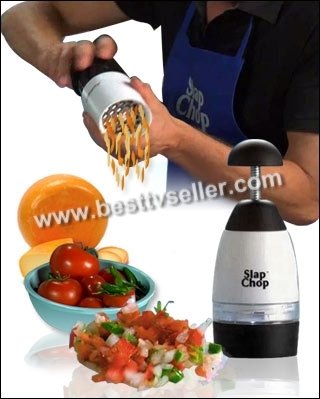Slap Chop Chopper Graty