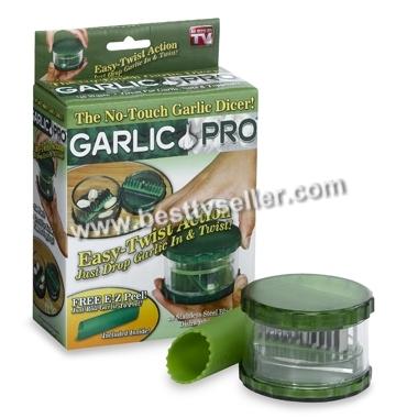 Garlic Pro Dicer and Peeler Set