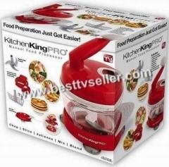 Kitchen King Pro Complete Food Preparation Station