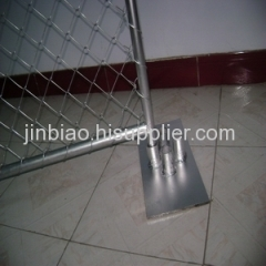 PVC Coated Temporary Fencings