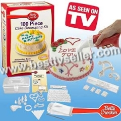 Betty Crocker Cake Decorating Kit