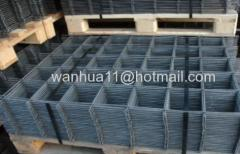 Floor heating welded wire mesh
