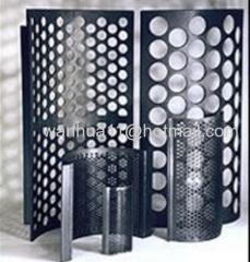Steel Perforated Metal Mesh