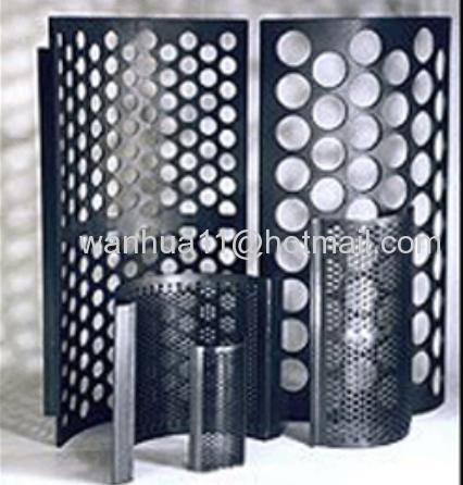 Steel Perforated Metal Mesh