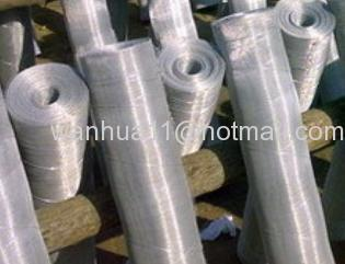 E.Galvanized Square Wire Mesh