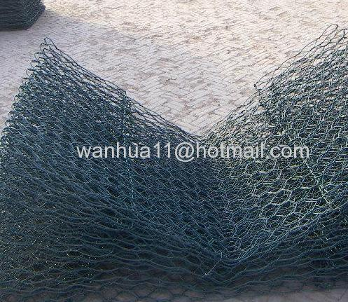 steel stone cage