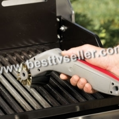 Cordless Power Grill Cleaning Brush