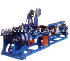 bared wire machine