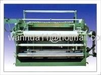 Semi automatic welded wire mesh machine