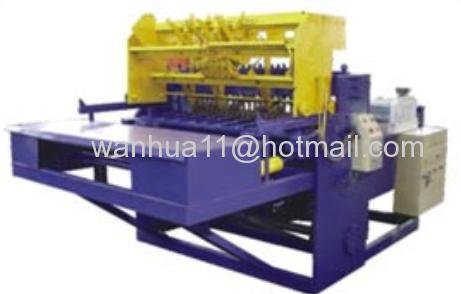 Fully Automatic Welded Wire Mesh Machine