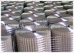 Welded Iron Wire Mesh Fencings