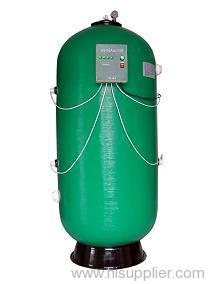 ozone water mixing device