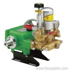3-cylinder plunger pumps