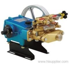 tri-cylinder plunger pumps