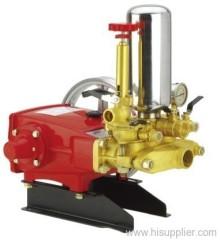 3-cylinder plunger pump