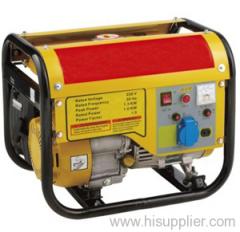 gasoline power generator set