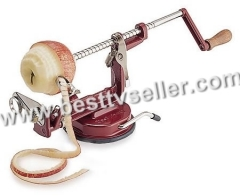 Apple and Potato Peeler with Suction