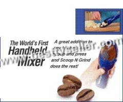 Scoop N Grind Handheld Mixer