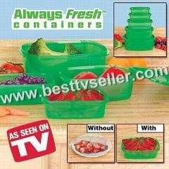 Smart Food Storage