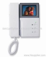 3.5 Inch TFT or 4 Inch CRT Video Door Phone(Indoor monitor SNC8450)