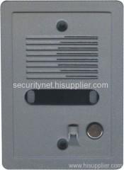 Waterproof Video Door Phone(Outdoor Camera SNC8157)