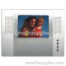 7 Inch TFT Handfree Video Door Phone(indoor monitorSNC8483)
