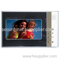 7 Inch TFT Handfree Video Door Phone(indoor monitorSNC8489)