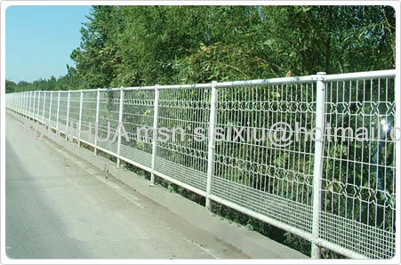 Iron Wire Mesh Gratings