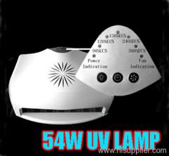 54w uv curing lamp