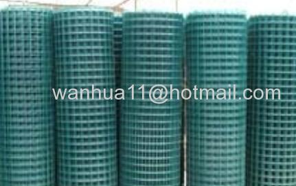 standard welded wire mesh