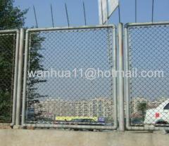 chain link fences net