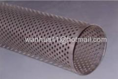 round Perforated Metal Mesh